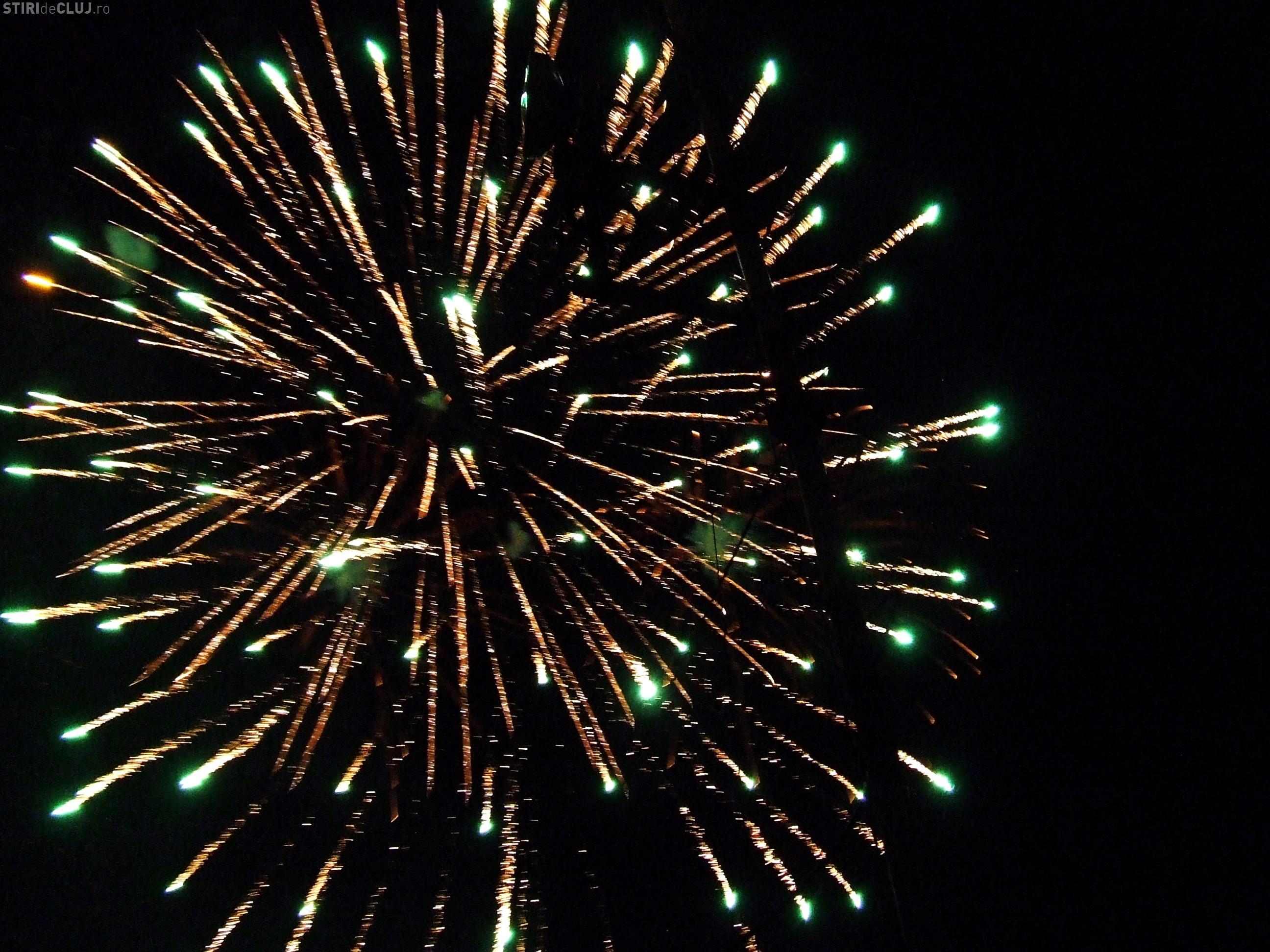 Floreștiul nu va avea foc de artificii de 1 Decembrie