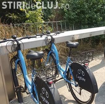 Sistemul de închiriere al bicicletelor se suspendă pe timpul iernii