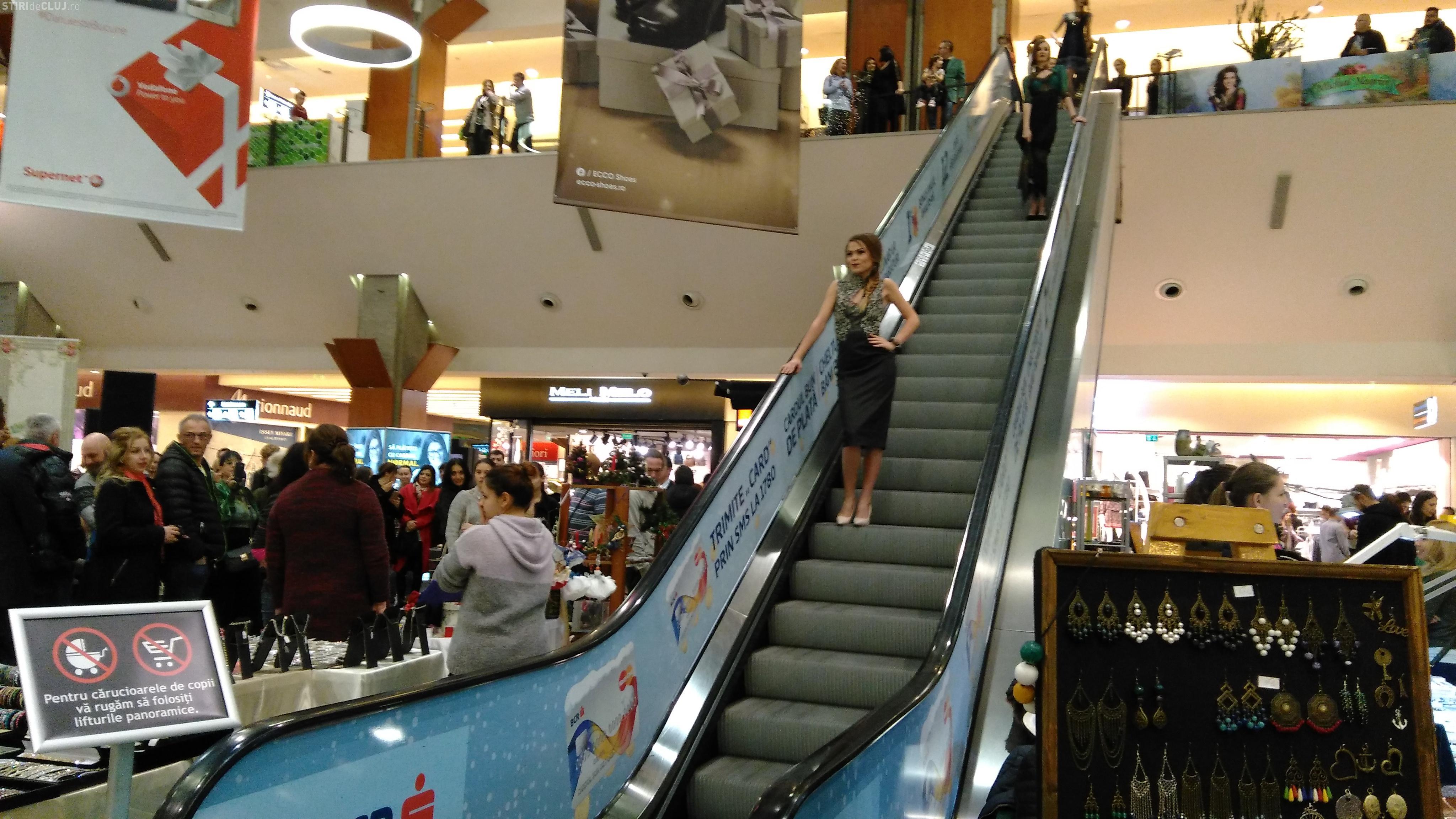 """Un celebru designer le invită pe clujence să-și """"trăiască fantezia"""", în cel mai exclusivist magazin din Iulius Mall FOTO"""