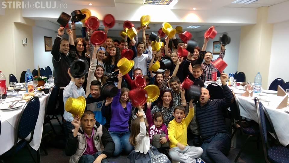 Tabără de iarnă la Cluj pentru 50 de copii și tineri cu insuficiență renală cronică