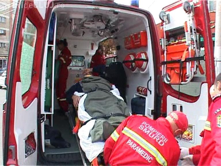 Accident pe strada Giuseppe Garibaldi! Un student francez a fost rănit grav