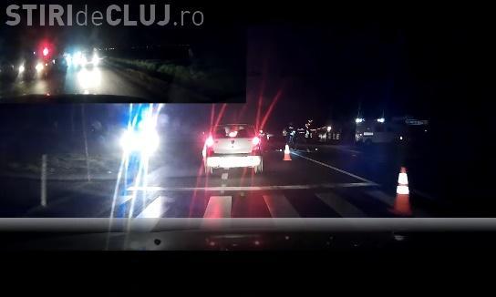 Un șofer a filmat după un accident la Jucu, locul unde a murit o sportivă. Ce a urmat este INCREDIBIL - VIDEO