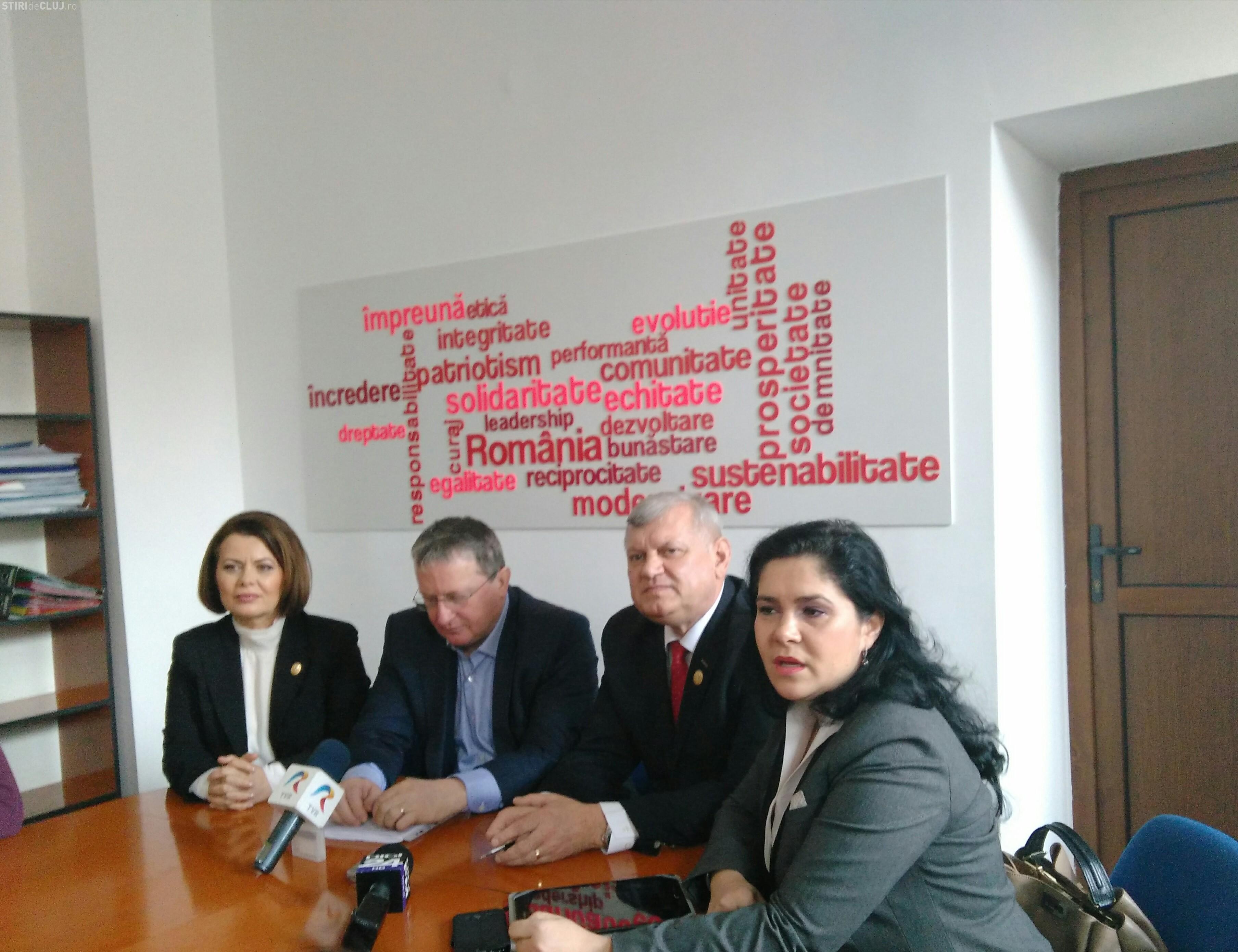PSD și-a prezentat primii candidați pentru alegerile locale. Aurelia Cristea e candidatul oficial pentru Primăria Cluj-Napoca