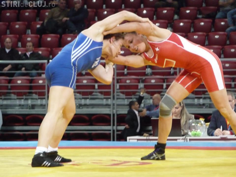Sportivii clujeni au luat medalii la Campionatele Nationale de lupte
