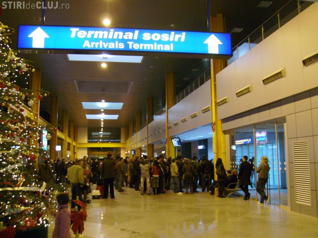 Aeroportul Cluj, TRAFIC record în 2015. Care au fost destinațiile cele mai bune