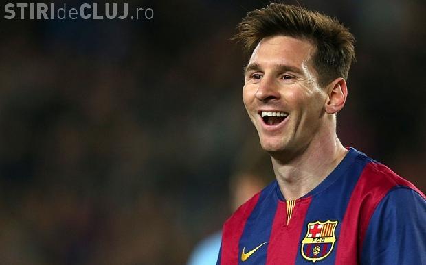 Messi a câștigat din nou Balonul de Aur. E pentru a cincea oară în carieră