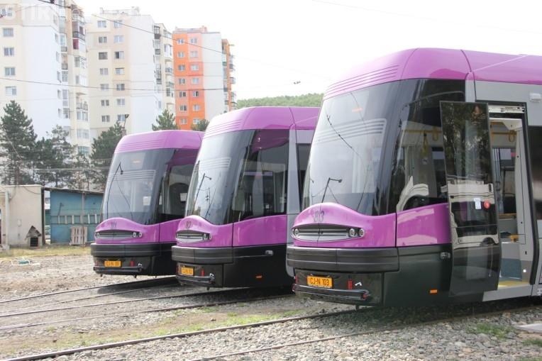Tramvaiul va merge spre Florești pe centura din spatele Polus - FOTO PLANȘE