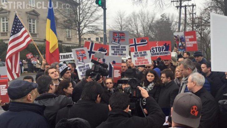 Reacția Norvegiei în cazul familiei Bodnariu, ai cărei copii au fost luați de stat