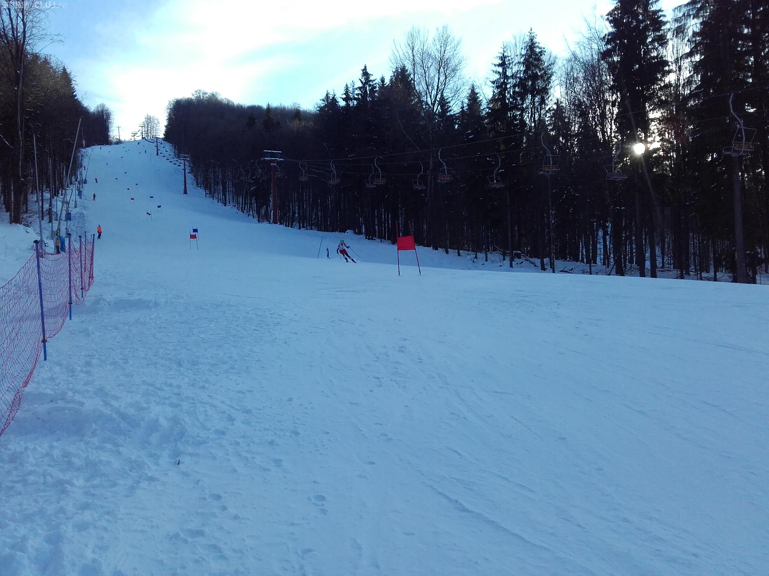 """""""Cupa Suior 2016"""" la schi are loc în aceste zile în stațiunea din Maramureș - FOTO"""