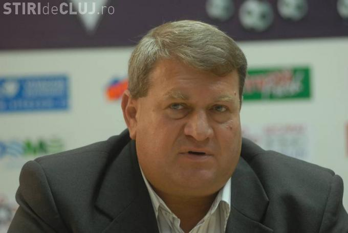 Iuliu Mureșan, nemulțumit de decizia TAS de a nu da înapoi CFR-ului punctele cu care a fost penalizată