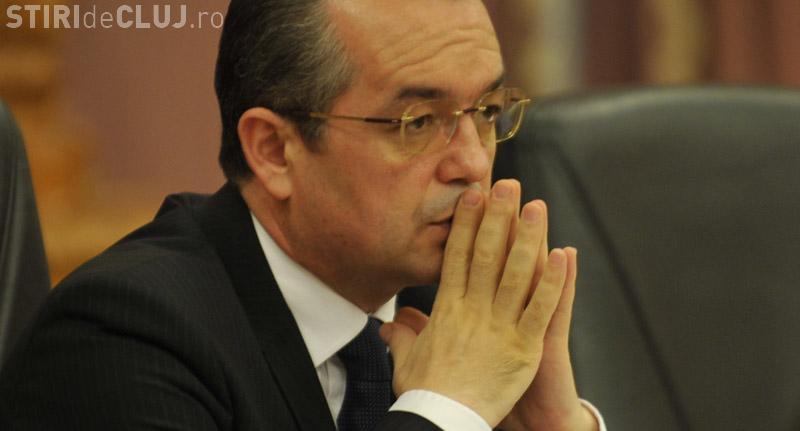 Emil Boc este candidatul PNL la Primăria Cluj-Napoca. E OFICIAL