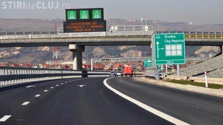 Clujul va avea autostrăzi noi din acest an. Ce tronsoane vor fi terminate