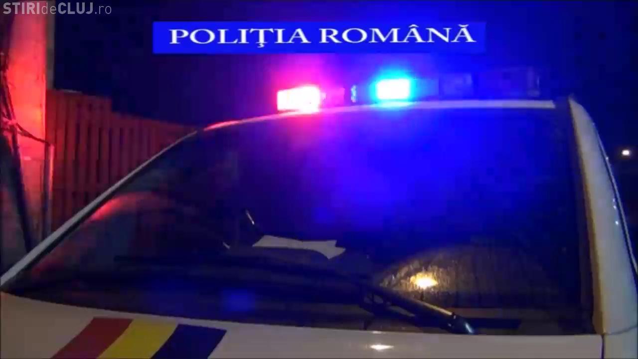Cluj - Țepari ce vând apă în loc de motorină RIDICAȚI de mascați din case - VIDEO