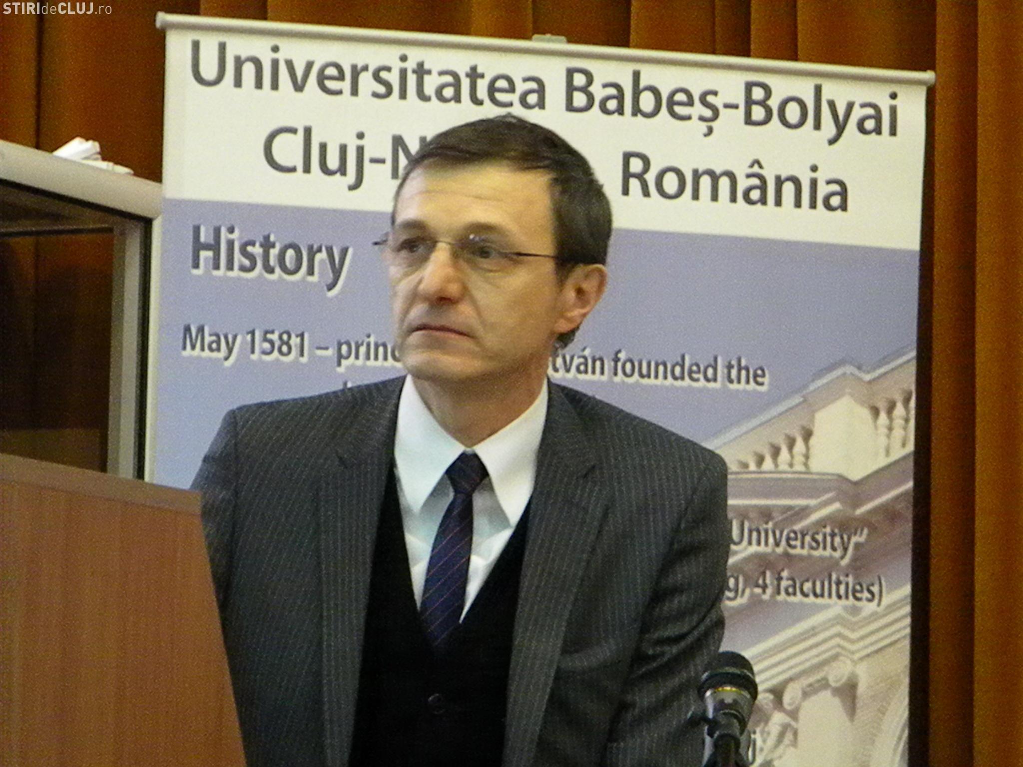 Ioan Aurel Pop rămâne rector al UBB Cluj. Victorie ZDROBITOARE în alegeri