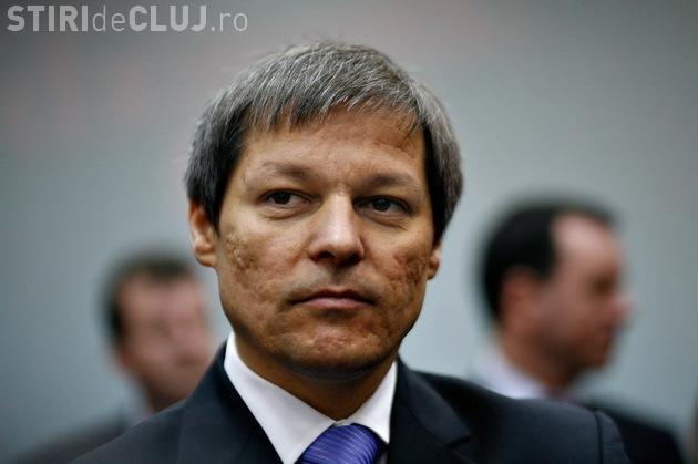 Scandal la vizita premierului Cioloș la Cluj. Un fost realizator Radio Cluj l-a ENERVAT - VIDEO