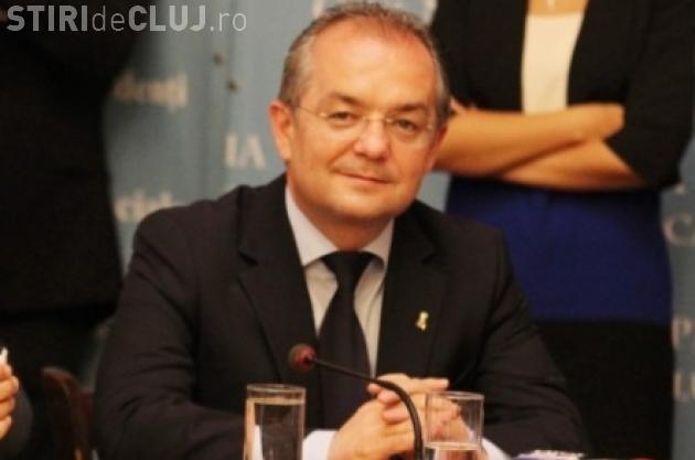 Primarul Emil Boc nu va participa la marșul suporterilor U Cluj: Nu e manifestarea politicienilor