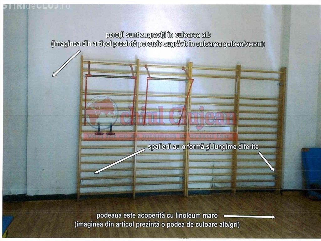 Un ziar din Cluj denigrează în ultimul hal pompierii. Imagini porno de la sala de sport a ISU Cluj? - FOTO