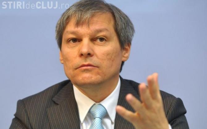 Cioloș a explicat în Senat de ce sunt executate silit sediile Antenelor