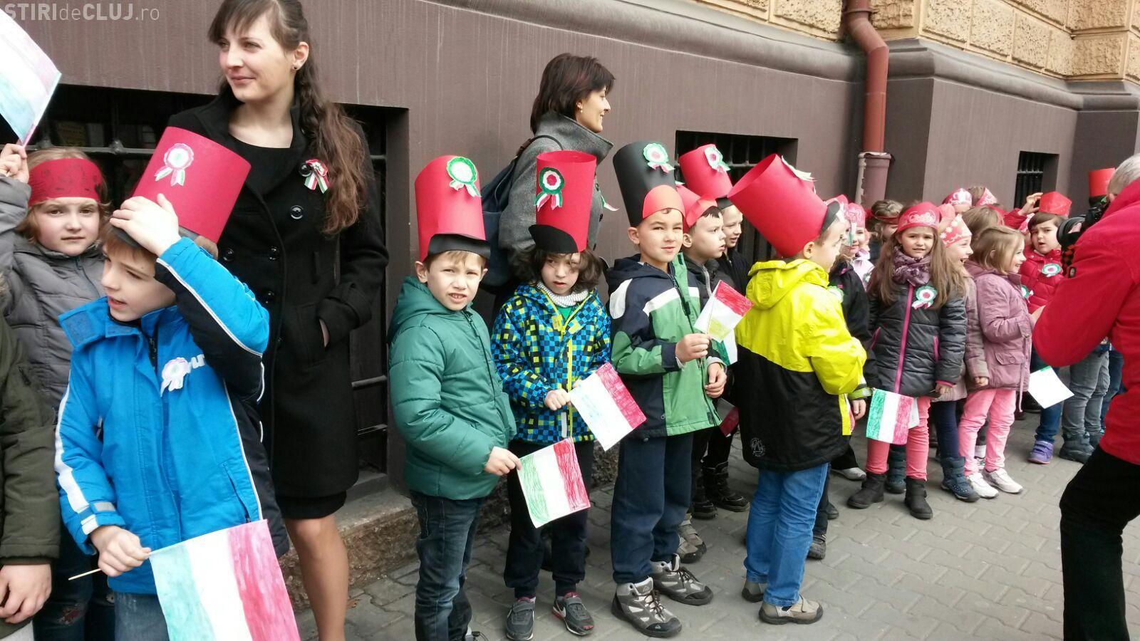 Ziua maghiarilor de pretutindeni, sărbătorită la Cluj FOTO/VIDEO