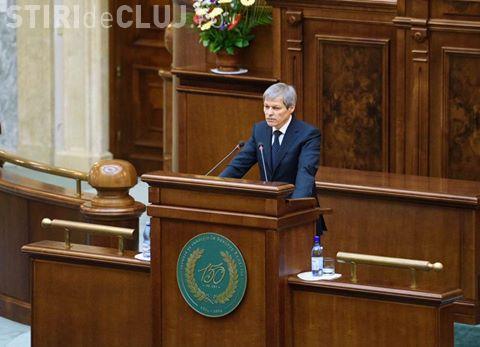 Mesajul lui Cioloș privind intervenția ANAF la sediul Antenelor: Susțin în continuare fondul intervenției