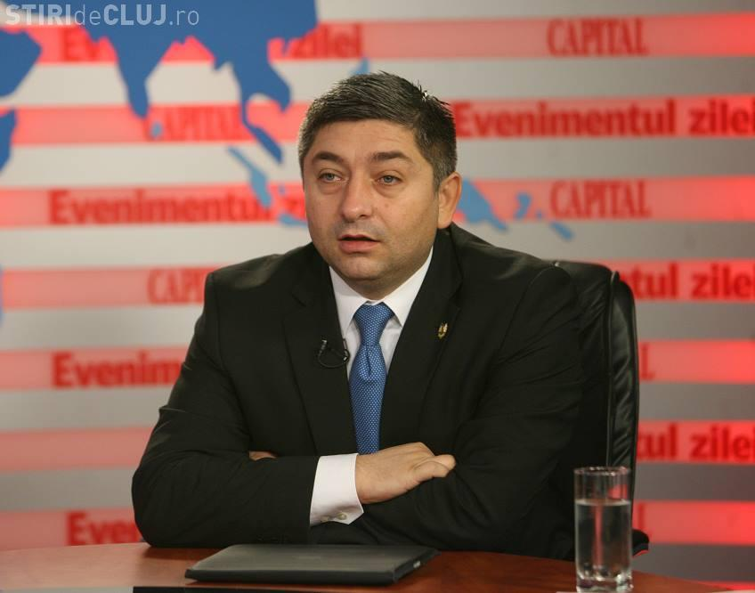 Alin Tișe: Nepotul lui Anghel Iordănescu e administrator judiciar la U Cluj
