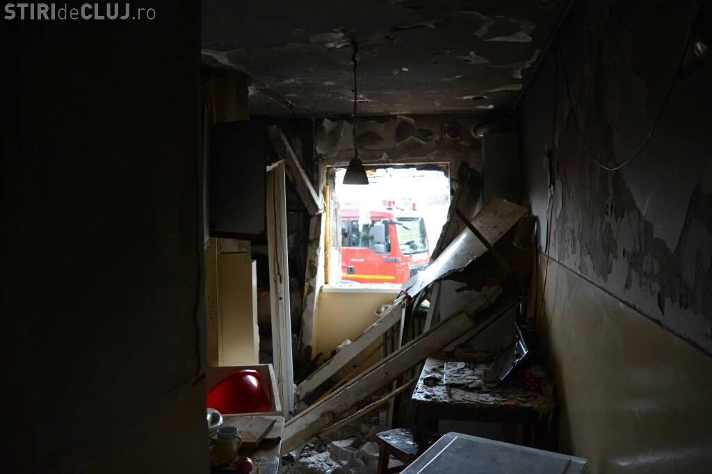 Un apartament a explodat în Grigorescu. Ce s-a întâmplat cu victima de 21 de ani