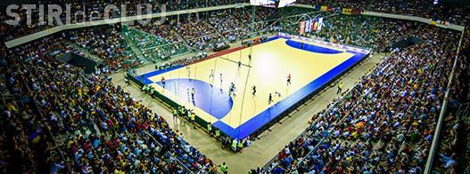 România a învins Norvegia, la Cluj-Napoca. Sala a fost arhiplină