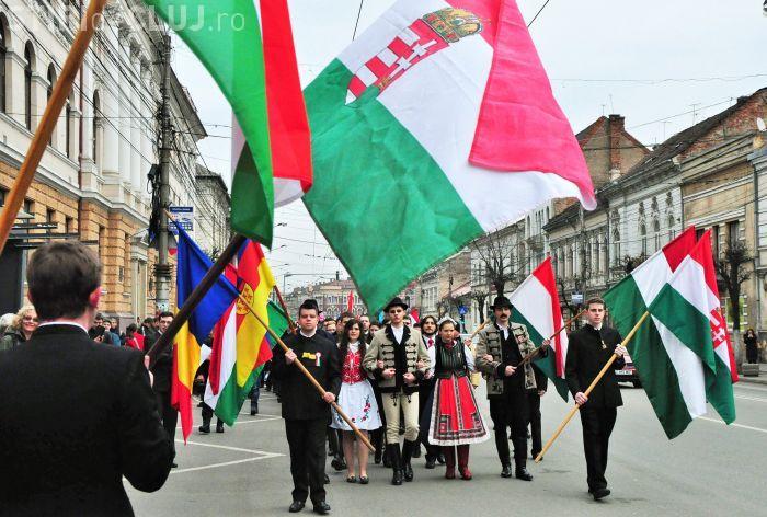 Cluj-Napoca - Restricții de circulație de Ziua Maghiarilor de Pretutindeni