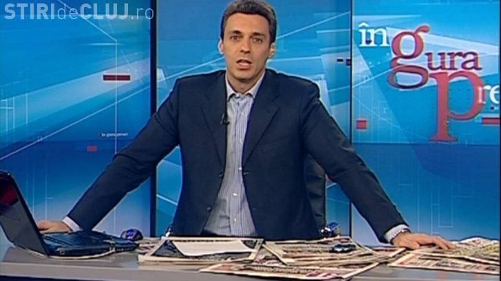 Mircea Badea cere românilor să îi dea like pe Facebook lui Iohannis