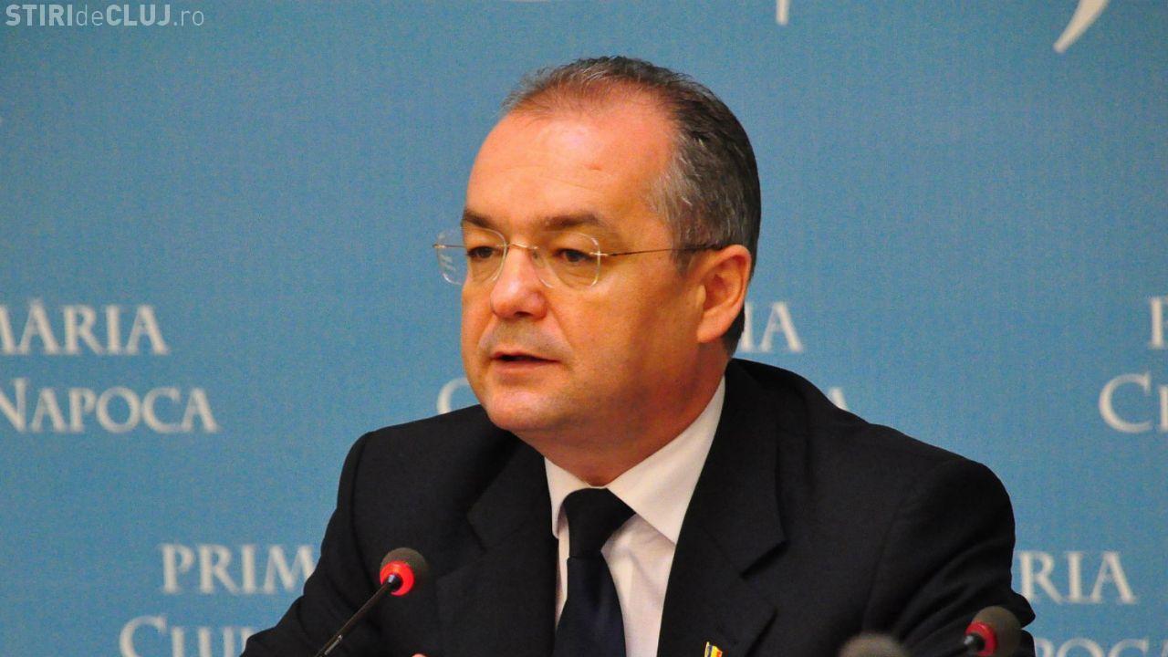 Boc are un MESAJ pentru Reghe și Iordănescu: Meciul de fotbal este România - Spania și nu București - Spania