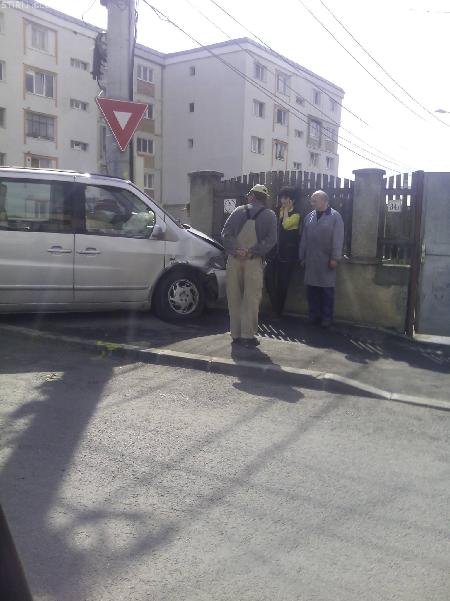 Intersecția blestemată din Cluj-Napoca