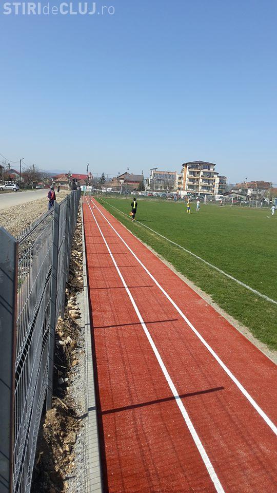 Pista de alergare din Florești poate fi folosită gratuit