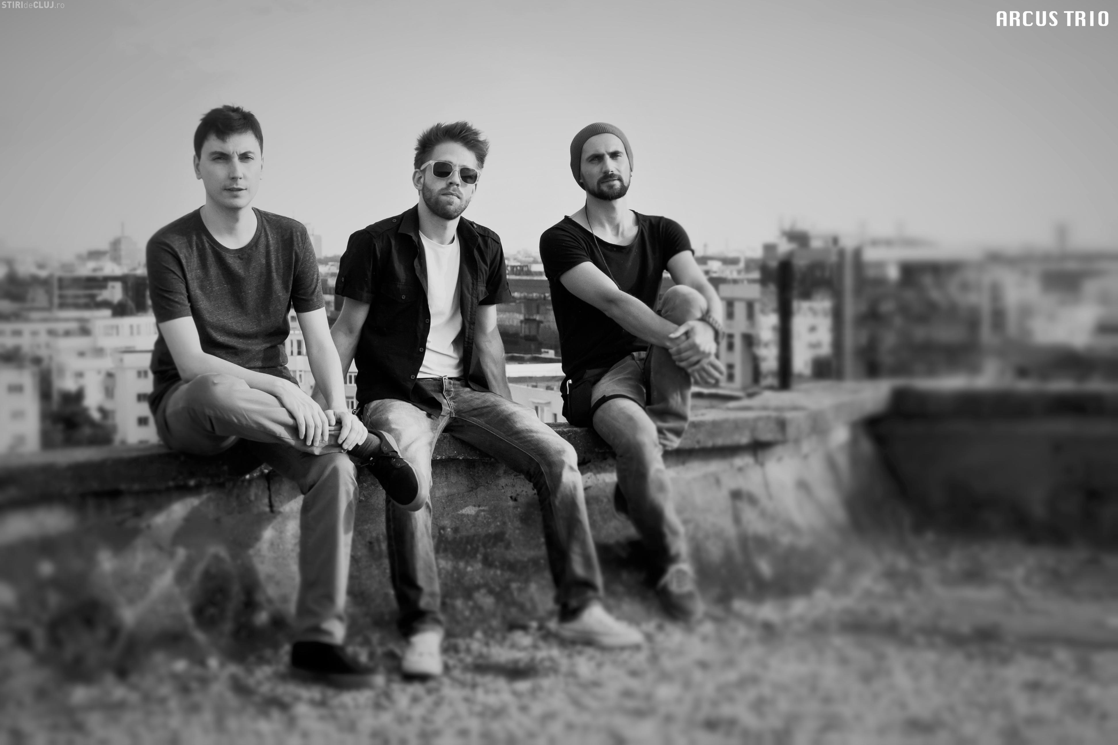 Concert Jazz de senzație! Arcuș Trio cântă pentru prima dată la Cluj
