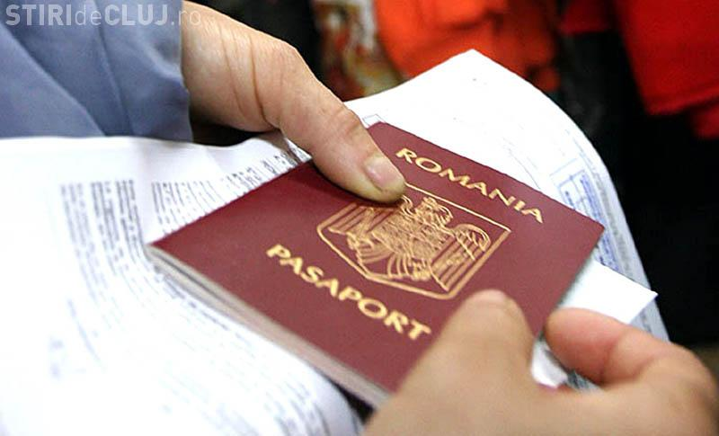 Cluj: Programare online pentru eliberarea pașaportului