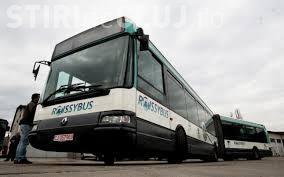 Modificări în circulația autobuzelor din Cluj, în perioada Fed Cup