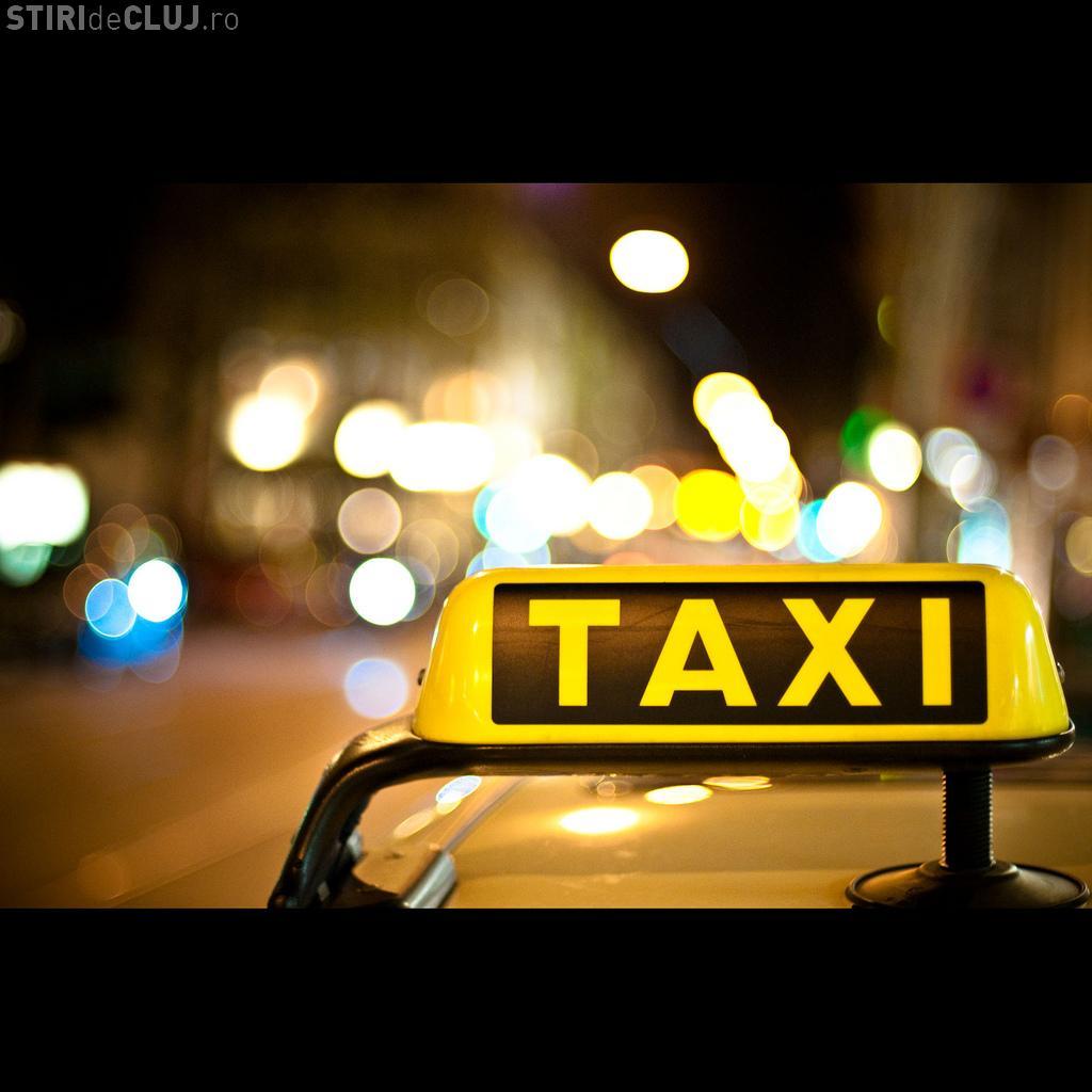 CLUJ: Taximetrist  tâlhărit de un adolescent! Polițiștii l-au prins rapid pe infractor