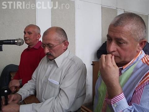 """Condamnări cu suspendare pentru șantaj în dosarul """"Gazeta de Cluj"""": Liviu Man, Ioan Oțel, Mureşan, Avarvarei și Vidican"""