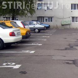 Anunț important pentru clujenii cu parcări