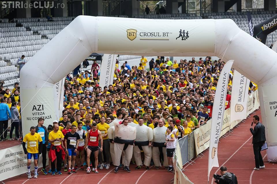 Cine sunt câștigătorii Maratonului Internaţional Cluj - FOTO