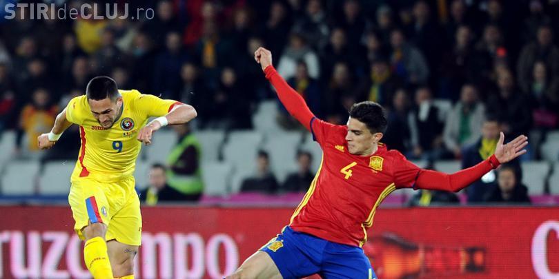 Ce a spus Iordănescu după meciul România - Spania