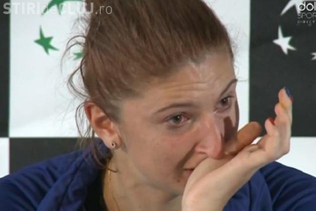 """Irina Begu, jignită chiar în timpul unui meci: """"Nu pot să cred că mă bate o ţigancă împuţită"""""""