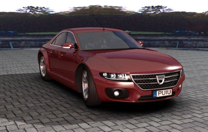 Cum arată noul concept Dacia, pe care îl confunzi cu Audi sau BMW