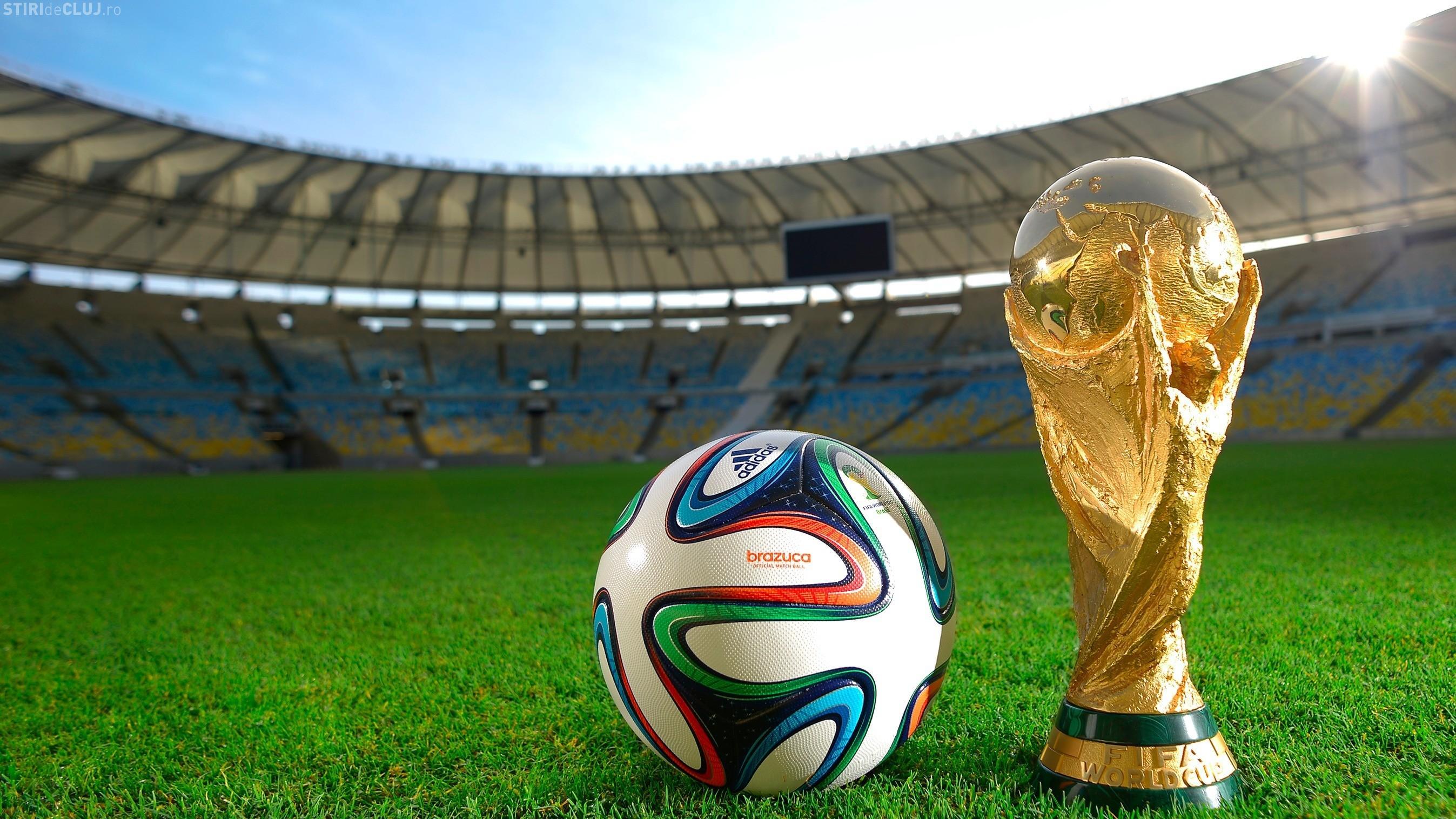 Noul președinte FIFA vrea 40 de echipe în turneul final pentru Cupa Mondială