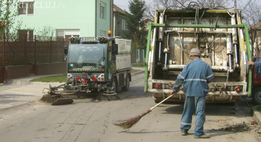 Cluj-Napoca - Curățenie la bordură în acest weekend. Pe ce străzi nu aveți voie să parcați