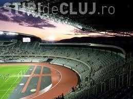 Se joacă din nou meciuri din Europa League pe Cluj Arena! Pandurii Târgu Jiu își va juca meciurile la Cluj