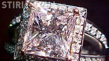 Cel mai scump diamant din lume valoreaza 38 de milioane de euro!