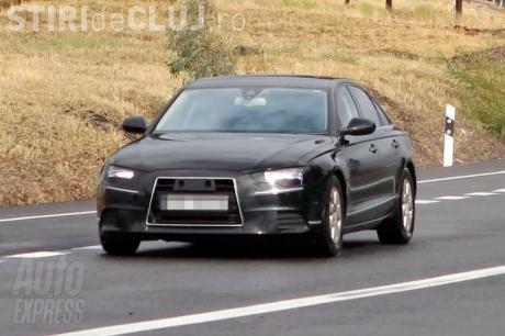 Vezi cum arata noul Audi A6! Galerie FOTO