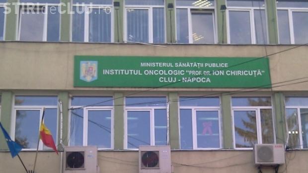 Institutul Oncologic din Cluj-Napoca, OPT contracte cu Hexi Pharma, care vindea dezinfectanți diluați