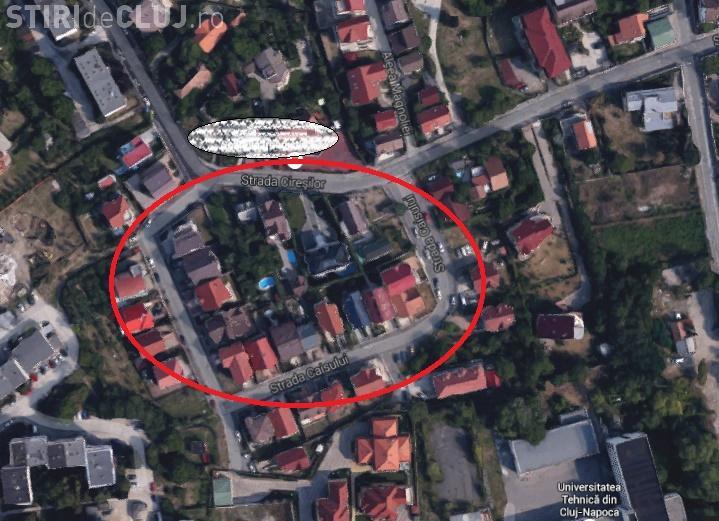 Clujul trebuia să aibă spital regional de urgență în Zorilor - FOTO cu macheta