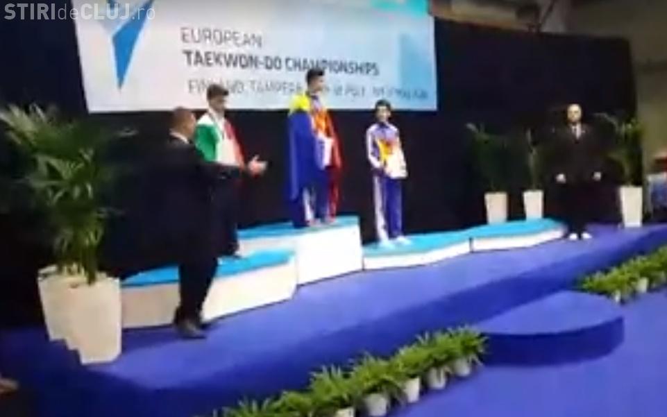 Clujenii au strălucit la Campionatul European de Taekwon-do ITF - VIDEO